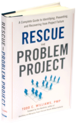 Rescue the Problem Project Cover