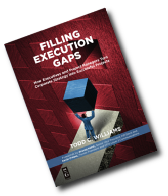 Filling Execution Gaps Cover