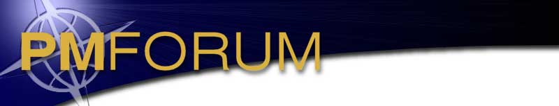 PM Forum's Logo