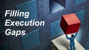 Filling Execution Gaps: Building Success-Focused Organizations