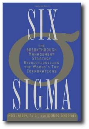 Six SIGMA: The Breakthrough Management Strategy, by Mikel Harry and Richard Schroeder