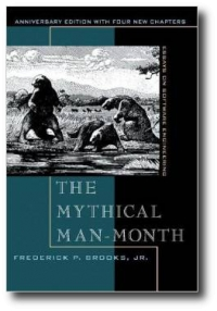 The Mythical Man-Month: Essays on Software Engineering
